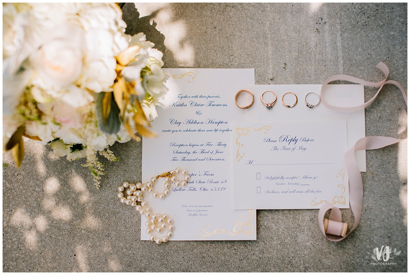 Clay + Kaitlin   Cincinnati Wedding Photographer - Veritas Studio